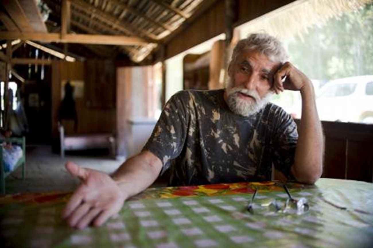 Jair Candor, da Funai, é responsável pela TI Kawahiva do Rio Pardo - Marcelo Camargo/ Agência Brasil