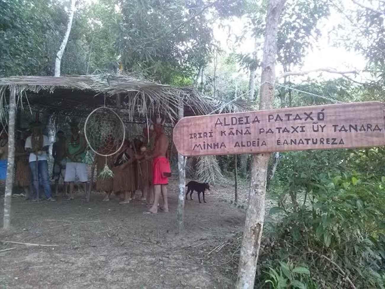 aldeia pataxo paraty2