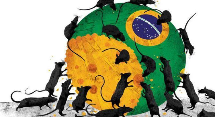 Resultado de imagem para fotos de temer com bandeira do brasil
