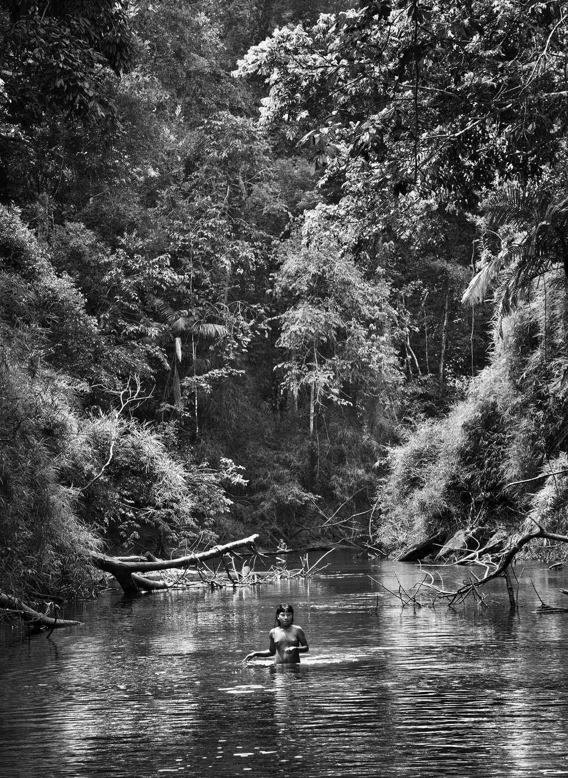 Fortes, livre e suicidas: Sebastião Salgado fotografa os Suruwaha na Amazônia   Combate Racismo Ambiental