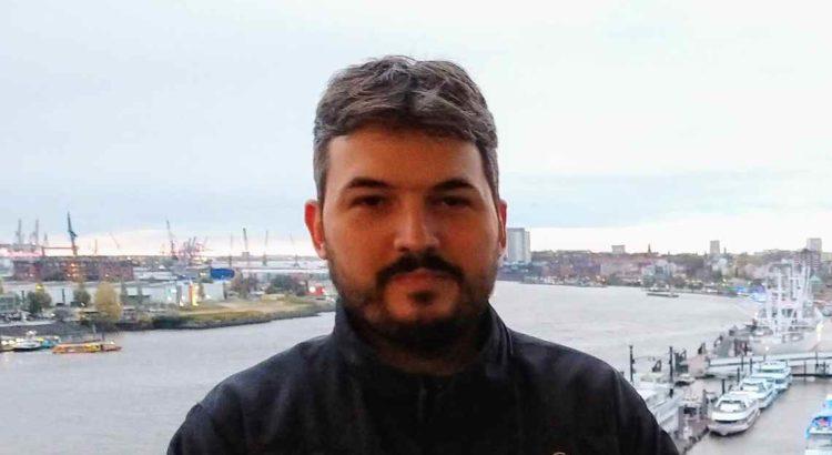 Paulo Pachá é professor de história medieval da Universidade Federal Fluminense. Arquivo pessoal